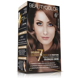 Coloração Beauty Color Chocolate Suiço 6.7