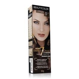 Coloração Beauty Color Individual 50 gr Castanho Claro Dourado 5.3