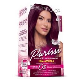 Coloração Beauty Color Puríssi Marsala 66.26