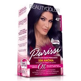 Coloração Beauty Color Puríssi Marsala Açaí 42.26