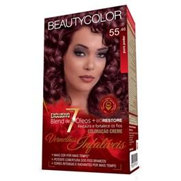 Coloração Beauty Color Vermelho Fatale 55.46