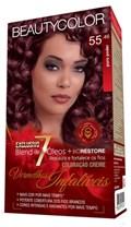Coloração Beauty Color Vermelhos Infalíveis Puro Poder 55.46