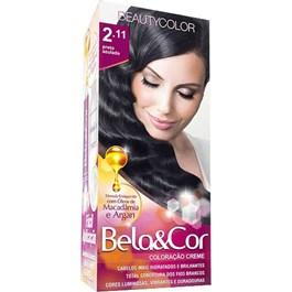 Coloração Bela & Cor 2.11 Preto Azulado