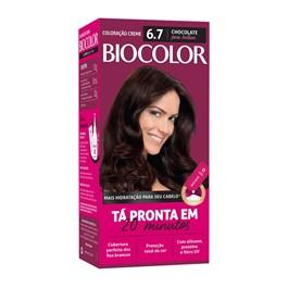 Coloração Biocolor Chocolate 6.7