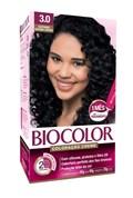 Coloração Biocolor Creme Kit Castanho Escuro 3.0