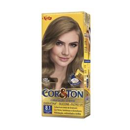 Coloração Cor & Ton 8.1 Louro Cinza Claro 8.1