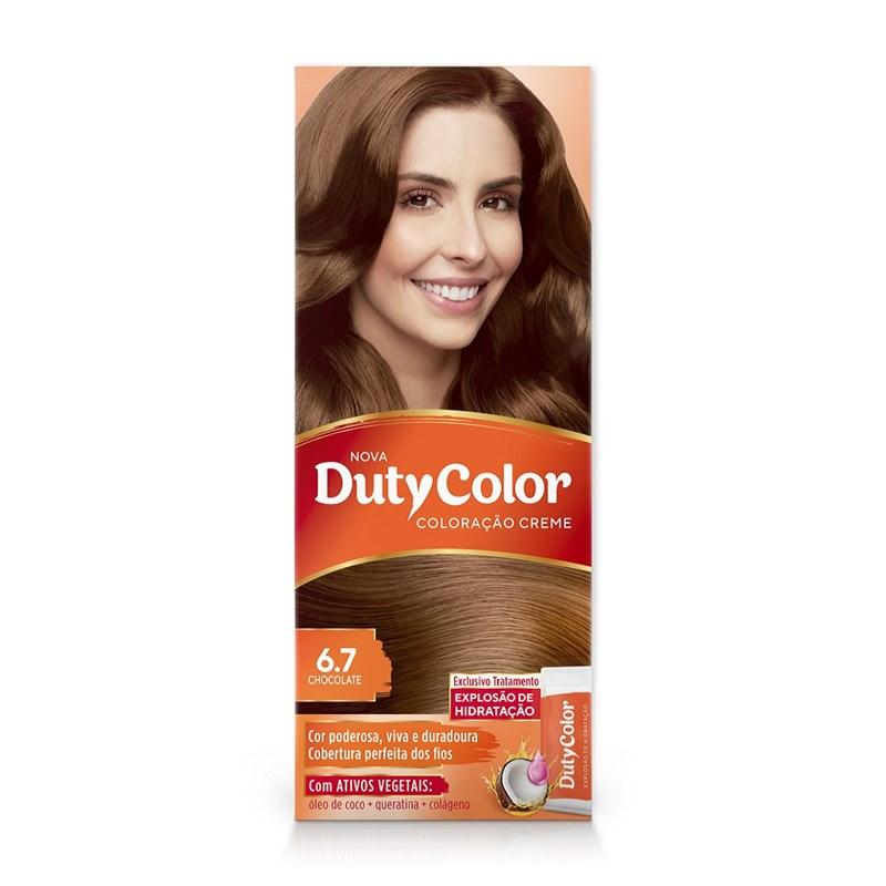 Coloração DutyColor Chocolate 6.7