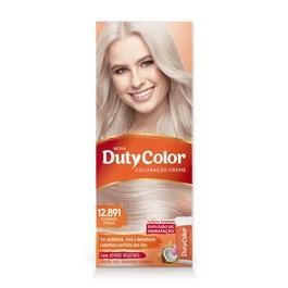 Coloração DutyColor Platinado Pérola 12.891
