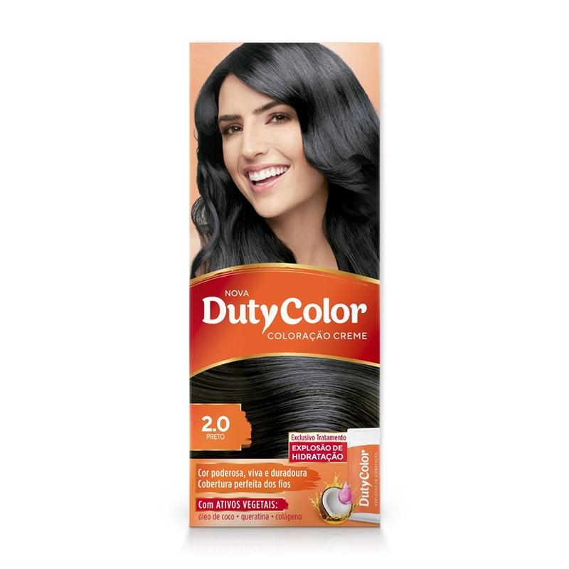 Coloração DutyColor Preto 2.0