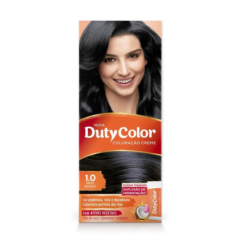 Coloração DutyColor Preto Azulado 1.0