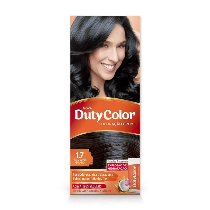 Coloração DutyColor Preto Super Azulado 1.7