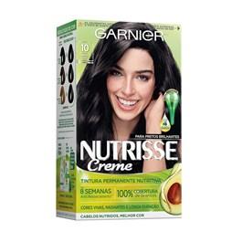 Coloração Garnier Nutrisse 10 Onix