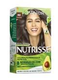 Coloração Garnier Nutrisse 40 Tamarindo