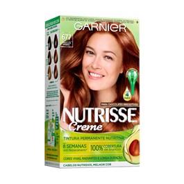 Coloração Garnier Nutrisse Chocolate Ivete 677