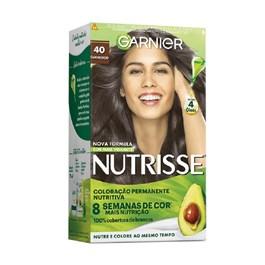 Coloração Garnier Nutrisse Creme Tamarindo 40