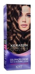 Coloração Keraton Selfie 50 gr Louro Escuro Acobreado Marrom 6.47