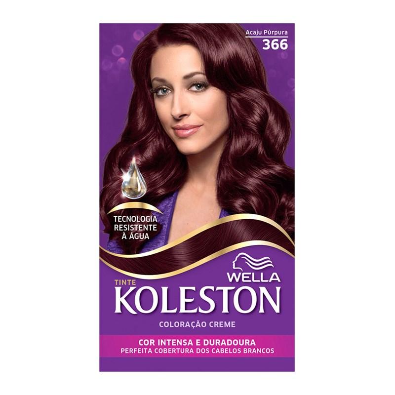 Coloração Koleston Acaju Púrpura 366