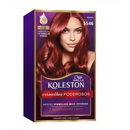 Coloração Koleston Amora 5546