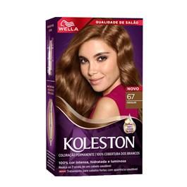 Coloração Koleston Noites Iluminadas Chocolate 67