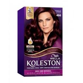 Coloração Koleston Vermelho Intenso 466