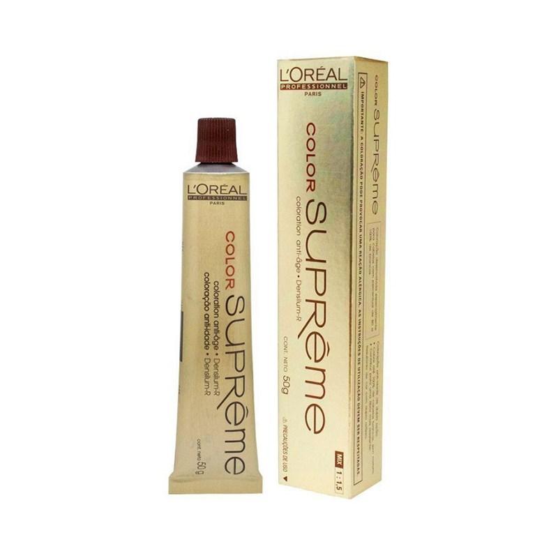 Coloração L'oréal Professionnel Color Suprême 50 gr Conhaque 7.34