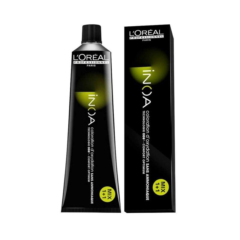 Coloração L'oréal Professionnel Inoa 60 gr 6.8