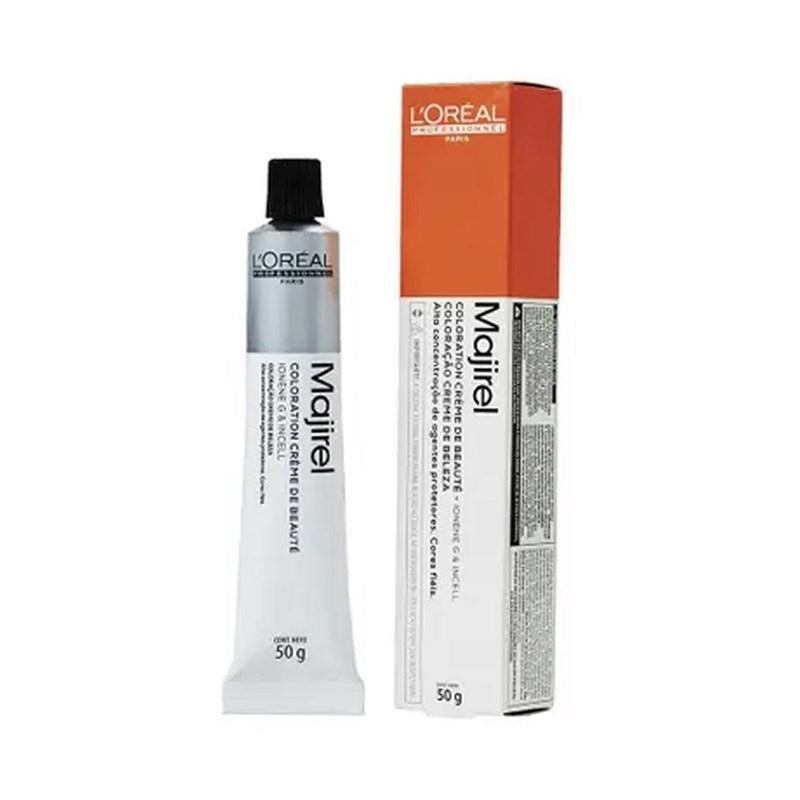 Coloração L'oréal Professionnel Majirel 50 gr Castanho Acobreado Irisado 4.42
