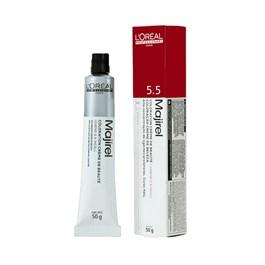 Coloração L'oréal Professionnel Majirel 50 gr Castanho Claro Acaju 5.5