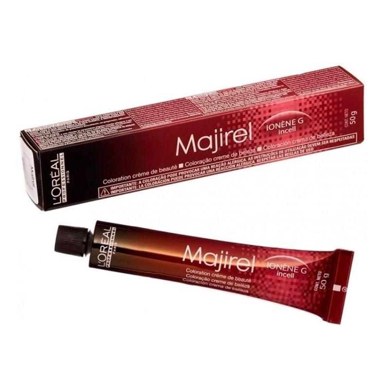Coloração L'oréal Professionnel Majirel 50 gr Castanho Claro Acaju Irisado 5.52
