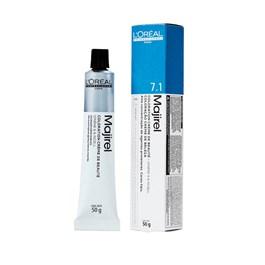Coloração L'oréal Professionnel Majirel 50 gr Louro Acinzentado 7.1