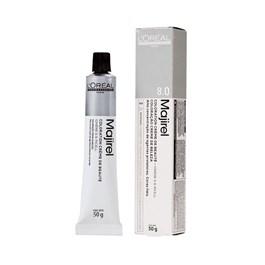 Coloração L'oréal Professionnel Majirel 50 gr Louro Claro Natural Profundo 8.0