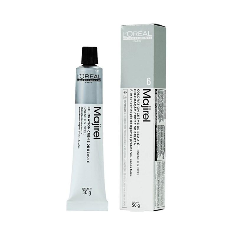 Coloração L'oréal Professionnel Majirel 50 gr Louro Escuro 6