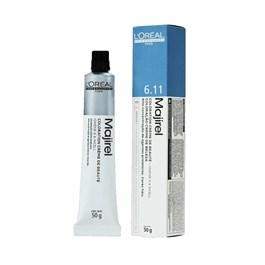 Coloração L'oréal Professionnel Majirel 50 gr Louro Escuro Cinza Profundo 6.11