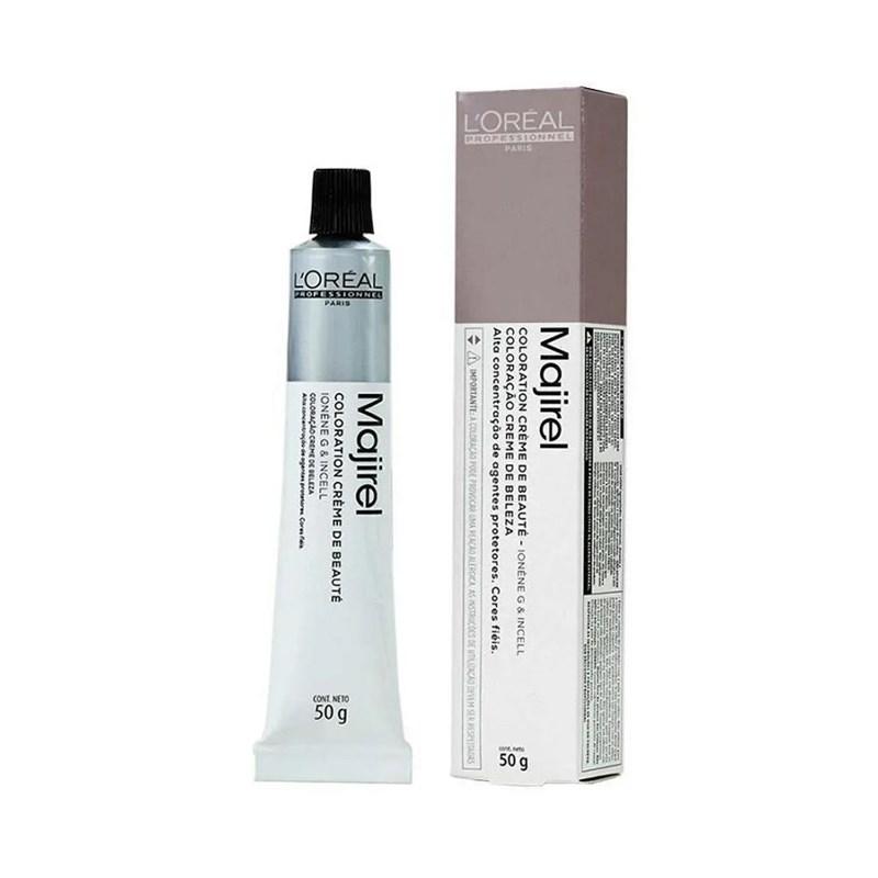 Coloração L'oréal Professionnel Majirel 50 gr Louro Escuro Irisado Dourado 6.23