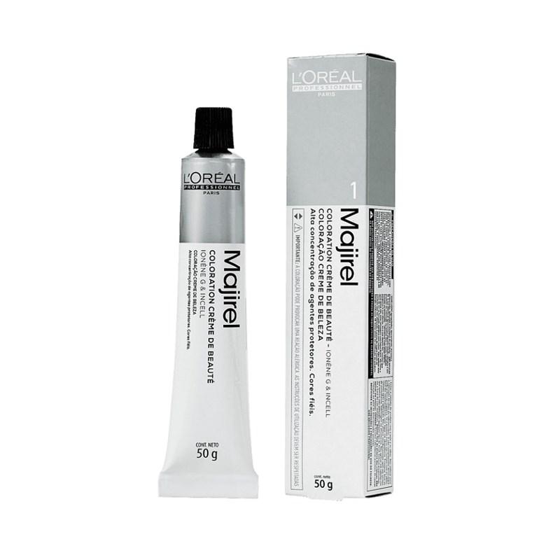 Coloração L'oréal Professionnel Majirel 50 gr Preto 1