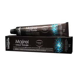 Coloração L'oréal Professionnel Majirel Cold Cover 50 gr Castanho 4