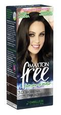 Coloração Maxton Free Castanho Escuro 3.0