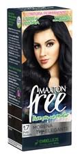 Coloração Maxton Free Preto Azulado 1.7