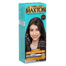 Coloração Maxton Kit Econômico Castanho Claro 5.0
