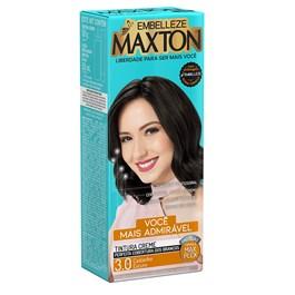 Coloração Maxton Kit Econômico Castanho Escuro 3.0
