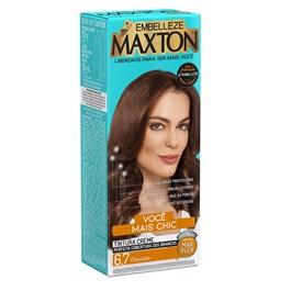 Coloração Maxton Kit Econômico Chocolate 6.7