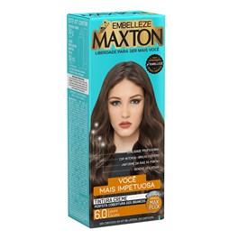 Coloração Maxton Kit Econômico Louro Escuro 6.0