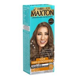 Coloração Maxton Kit Econômico Louro Natural 7.0