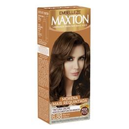 Coloração Maxton Kit Econômico Marrom Tabaco 6.88