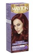Coloração Maxton Kit Econômico Vermelho Cereja 6.66