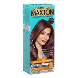 Coloração Maxton Morena Mais Influente Chocolate Rosé 6.76