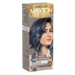 Coloração Maxton Você Mais Antenada Azul Denim 777
