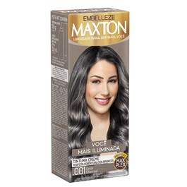 Coloração Maxton Você Mais Iluminada Cinza Charcoal 001