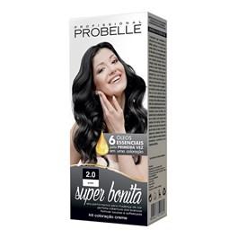 Coloração Probelle Super Bonita Preto 2.0