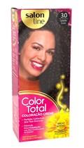 Coloração Salon Line Color Total Castanho Escuro 3.0